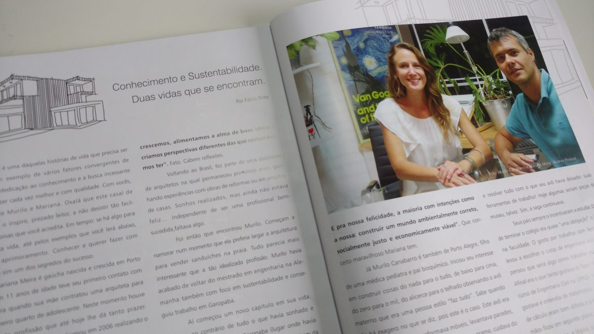 M5VC na Revista PLUS Santa Catarina
